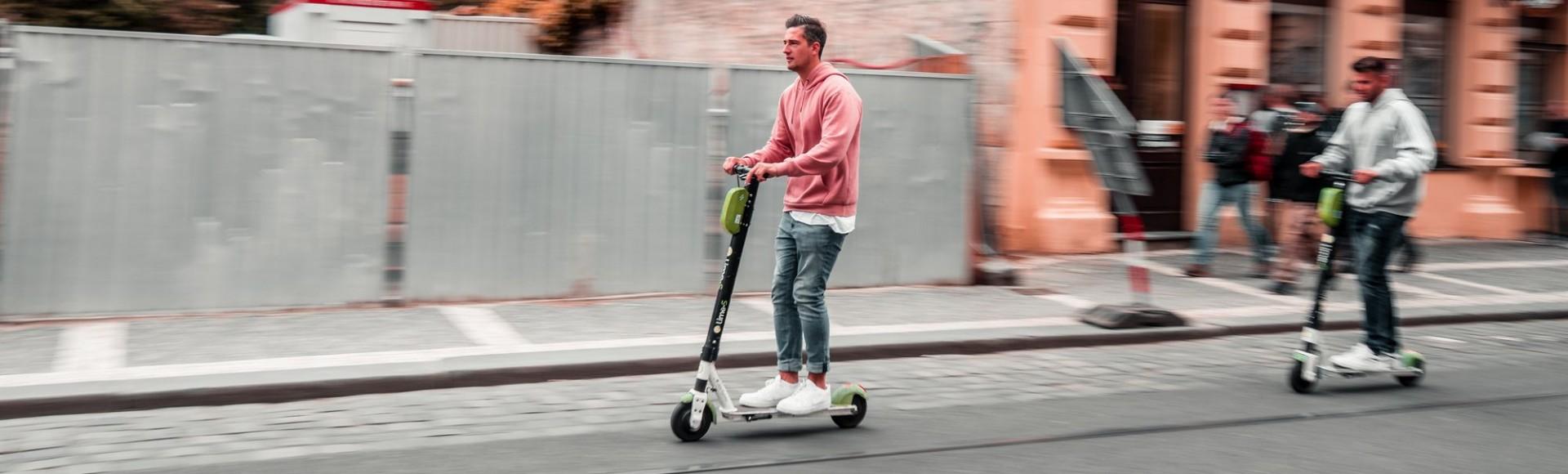 Behov av försäkring för din elscooter eller andra personliga transportmedel i Spanien